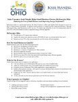 Treasurer Mandel Launches ReEnergize Ohio for Small Businesses ... - Page 2