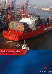 Hamburg ve Metropol Bölgesi Kuzey Avrupa için Ekonomi Merkezi