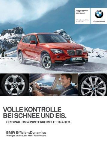 VOLLE KONTROLLE BEI SCHNEE UND EIS. - Autohaus Hofmann