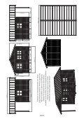 ABRI DECO H20A - Grosfillex Garden Home - Page 3