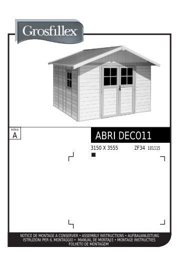 ABRI DECO11 - HWG-Tec