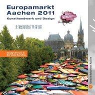 pdf, 1,7 mb - Europamarkt Aachen