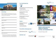 Marktsondierungsreise Mallorca - Handwerkskammer Aachen