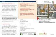 Bildungsscheck für Berufsrückkehrende - Arbeitspolitik in Nordrhein ...