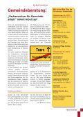 Neue Wege gehen – Zukunft gestalten - m-eine Gemeinde Greven - Page 7