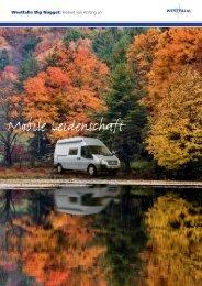 Mobile Leidenschaft - Camper Center