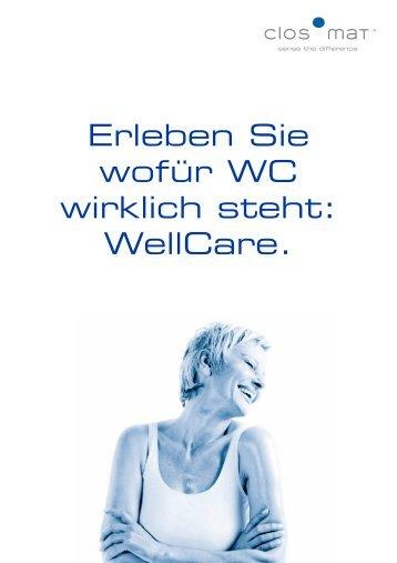 Erleben Sie Wofa R Wc Wirklich Steht Wohlfa Hl Center Closomat