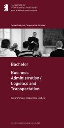 Download - Hochschule für Wirtschaft und Recht Berlin