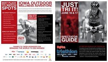 iowa outdoor wellness adventure - Hy-Vee