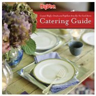 Catering Guide - Hy-Vee