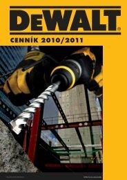 DeWALT - Cenník - Hybox