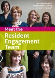 Resident Engagement Team - Hyde Housing Association