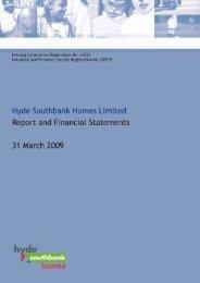 2009 - Hyde Housing Association