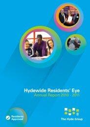 Hydewide Residents' Eye - Hyde Housing Association