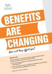 Welfare Reform Brochure - Hyde Housing Association