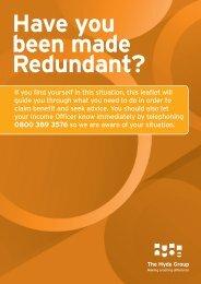 Redundant - Hyde Housing Association