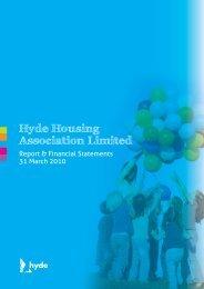 Hyde Housing Association Limited