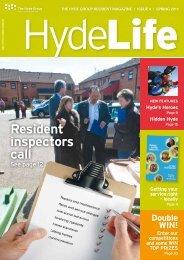 HydeLife Spring 2011 - Hyde Housing Association