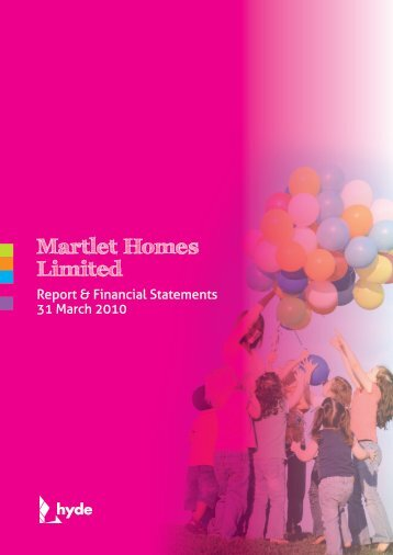 Martlet Homes Limited - Hyde Housing Association
