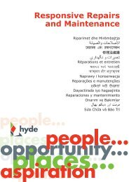 Responsive Repairs.indd - Hyde Housing Association