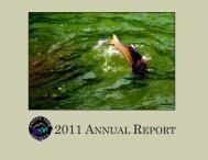 2011 POLICY REFORM - Native Fish Society