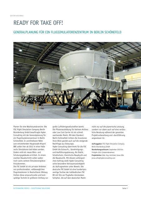 Hyder Consulting Information Ausgabe 06 | November 2010