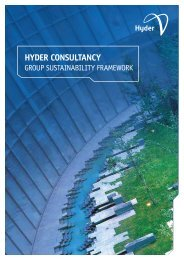 HYDER CONSULTANCY - Hyder Consulting