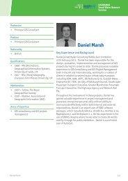 Daniel Marsh - Hyder Consulting