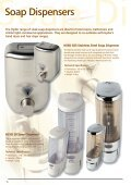Washroom & Hygiene Product Range - Hydor - Page 6