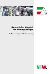 Hydraulischer Abgleich NRW - delta-q