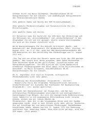 17.08.2010 Offener Brief von Marco Erlenbeck, Geschäftsführer ER ...