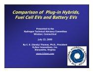 PDF 2.7 MB - DOE Hydrogen and Fuel Cells Program Home Page