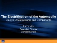Electric Drive Systems and Components - PATH: The Partnership for ...