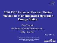 PDF 961 KB - DOE Hydrogen and Fuel Cells Program Home Page