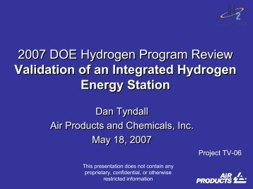PDF 961 KB - DOE Hydrogen and Fuel Cells Program Home Page