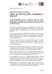Pressemeddelelse som PDF - HYDROGEN LINK