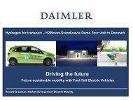 Driving the Future: Zero Emission with fuel cell - HYDROGEN LINK