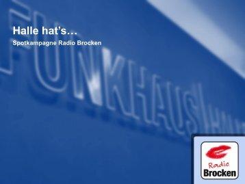 Halle hat's… - Funkhaus Halle