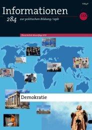 Demokratie - Bundeszentrale für politische Bildung