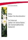 Gemeindebrief April & Mai 2013 - EmK - Seite 4