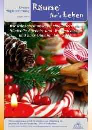 Ausgabe 16/2013 - Wohnungsgenossenschaft Großenhain und ...
