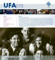 UFActs - No. 128 vom 01.03.2013