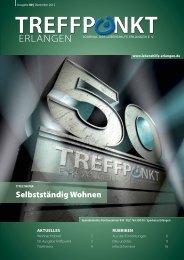 Ausgabe 50, Dezember 2012 - Lebenshilfe Erlangen