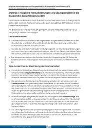Material 1 - Deutsche Gesellschaft für Sprachheilpädagogik