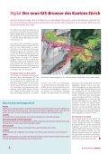 Raumentwicklung aktuell - Amt für Raumentwicklung - Kanton Zürich - Page 6