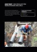 Bereichsbroschüre Rohrleitungsbau - Weiss+Appetito - Page 2