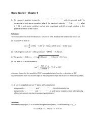 Home Work 4 – Chapter 4
