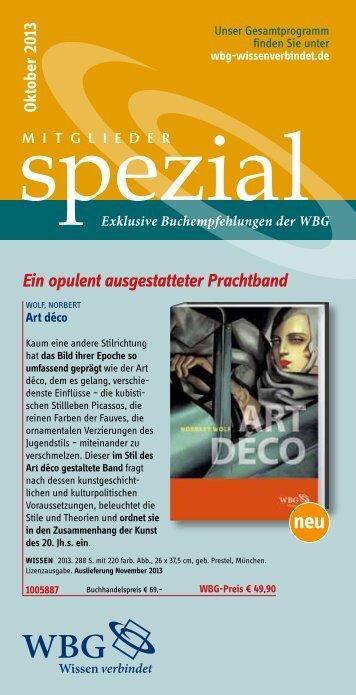 Spezial - WBG