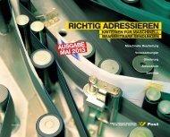 Richtig Adressieren - Privat - Österreichische Post AG