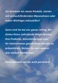 Mediadaten 2013 - Winterhalter + Fenner AG - Page 2